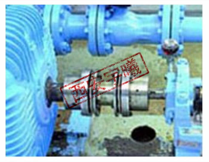 用于煤化行业的双膜片联轴器