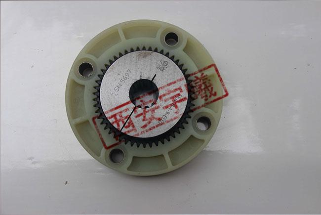 发动机用尼龙内齿盘联轴器