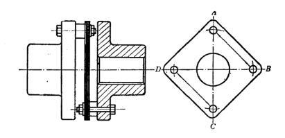 挠性盘形联轴器